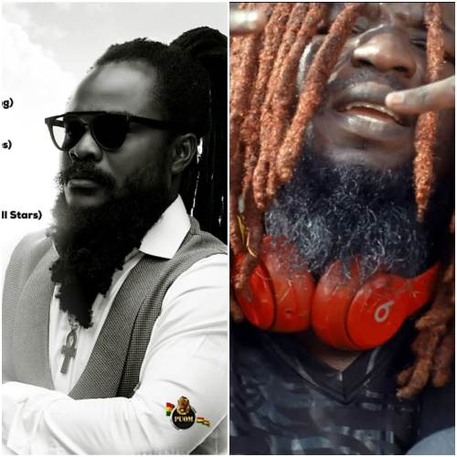 Ras Kuuku Ft RudeBwoy Ranking – Eye Red People