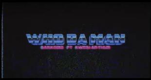 Sarkodie x Kwesi Arthur - Who Da Man (Lyrics Video)