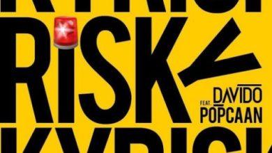Photo of Instrumental : Davido Ft Popcaan – Risky