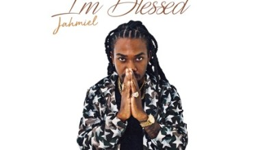 Photo of Jahmiel – I'm Blessed (Prod By Emudio Records)