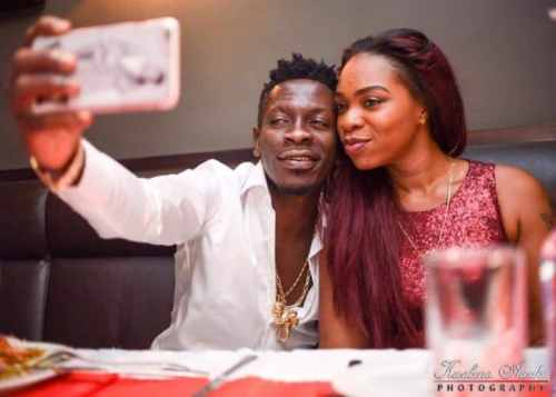 Shatta Wale Message To Michy - You thought I would Suffer, But…