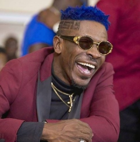 It's all an act - Shatta Wale on controversies