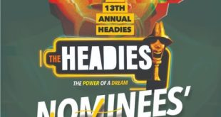 The HEADIES Award 2019 - Winners List