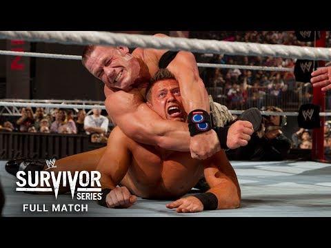 John Cena & The Rock vs. The Miz & R-Truth - Survivor Series 2011 (FULL MATCH)