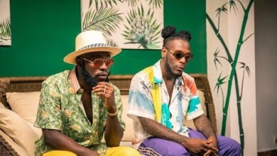 Photo of M.anifest Ft Burna Boy – Tomorrow (Official Video)