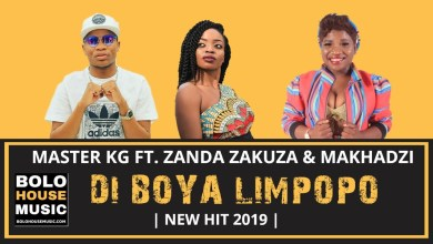 Photo of Master KG Ft. Zanda Zakuza & Makhadzi – Di Boya Limpopo