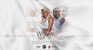 Teejay x Lolaa Smiles - White Sheet