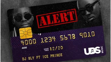 Photo of DJ Sly Ft Ice Prince – Alert (Prod By ilblackitbeat)