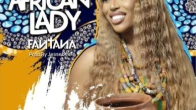 Photo of Fantana – New African Lady (Prod By Jesse Beatz)