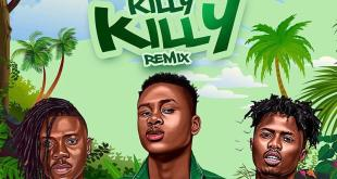 Larruso Ft Stonebwoy x Kwesi Arthur – Killy Killy (Remix)