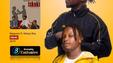 Photo of Magnom Ft Kelvyn Boy – Iskoki (Prod By PaQ)