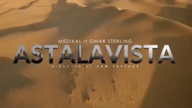 Photo of Medikal Ft Omar Sterling – Astalavista (Prod By Unkle Beatz)
