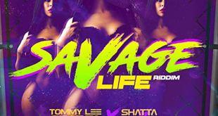 Shatta Wale x Tommy Lee Sparta – Savage Life (Prod By Damage Musiq)