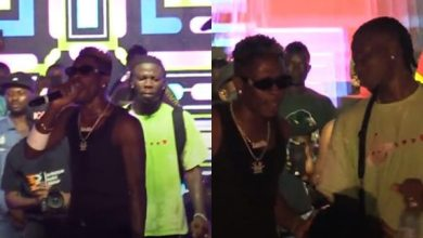 Photo of Stonebwoy and Shatta Wale performs together at 'Ashaiman To The World' Concert