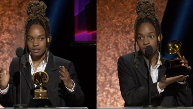 Photo of First Female! Koffee wins GRAMMY Awards for Best Reggae Album 2020