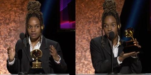 First Female! Koffee wins GRAMMY Awards for Best Reggae Album 2020