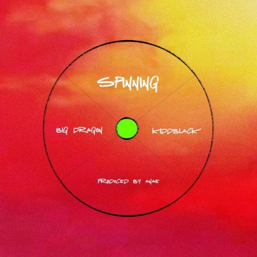 Big Dragon (Efya) Ft KiddBlack – Spinning