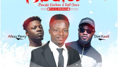 Photo of Min. Seriouz Ft Don Kweli x Afezy Perry – Abato) (Prod By Willisbeatz)