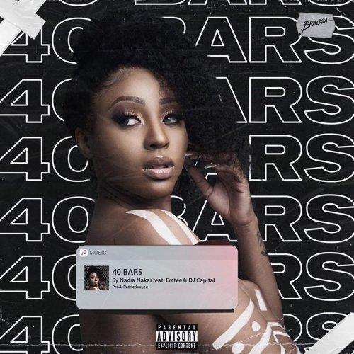 Nadia Nakai Ft Emtee x DJ Capital – 40 Bars