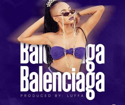 Rosa Ree - Balenciaga Lyrics