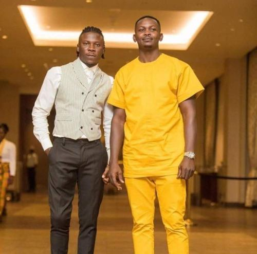 Stonebwoy - Blakk Cedi hasn't done anything for me as my agent