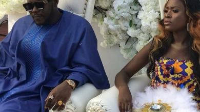 Photo of Fella Makafui Exposed By Her Mother-In-Law