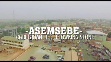 Photo of Ogidi Brown Ft FlowKing Stone – Asemsebe (Prod By TubhaniMuzik)