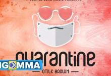 Photo of Otile Brown – Quarantine Lyrics