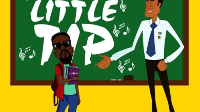 Photo of Shatta Wale – Little Tip (Sarkodie Diss) (Prod By Paq)