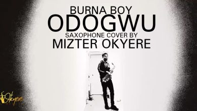Photo of Burna Boy – Odogwu (Sax Version) (Prod By Mizter Okyere)