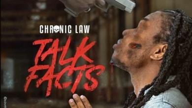 Photo of Chronic Law – Talk Facts (Jahmiel Diss)