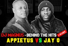 Photo of DJ Magnus – Behind The Hits Mixtape (Appietus Vs Jay Q)