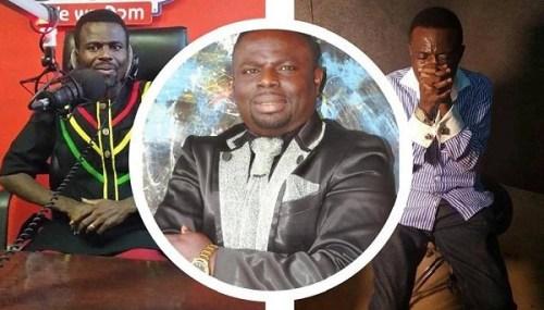 Gospel musician Prophet Seth Frimpong is dead