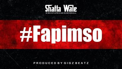 Photo of Shatta Wale – Fapimso Lyrics