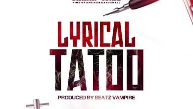 Photo of Shatta Wale – Lyrical Tattoo (Prod. By Beatz Vampire)
