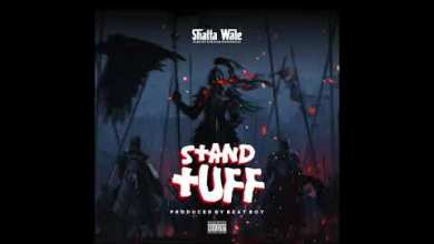 Photo of Shatta Wale – Stand Tuff (Prod By BeatBoy)