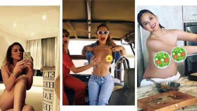 Photo of The most naked celebrity Instagram photos of all time