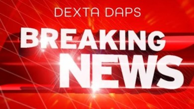 Photo of Dexta Daps – Breaking News (Prod. By Godflow)