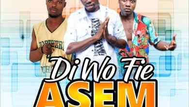 Photo of Kwesi Isaiah Ft Rapizo x Mesagx – Di Wo Fie Asem (Prod By SexyBeatz)