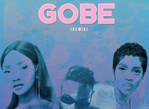 L.A.X – Gobe (Remix) Ft Simi & Tiwa Savage (Prod By Clemzy)