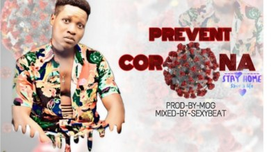 Mesagx - Prevent Corona (Prod By MOG)