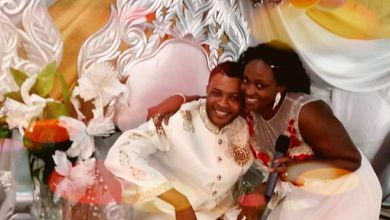 Photo of Musician Herty Borngreat's husband not arrested