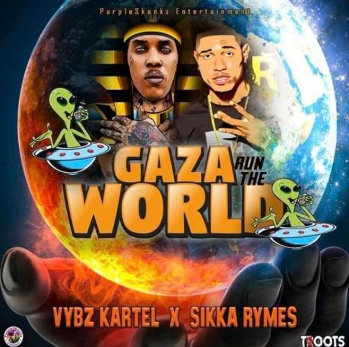Vybz Kartel Ft. Sikka Rymes – Gaza Run The World