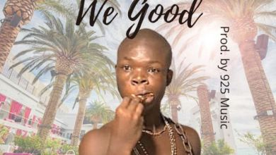 Photo of Ay Poyoo – We Good (Prod. by 925 Music)