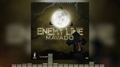Photo of Mavado – Enemy Line