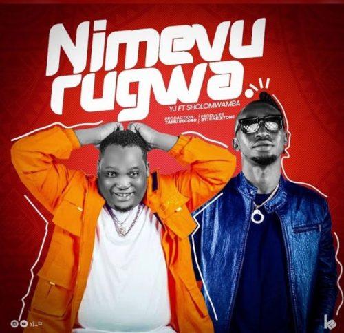 YJ Ft. Sholo Mwamba – Nimevurugwa