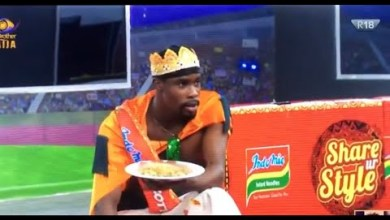 Photo of BBNaija's NEO WINS OVER 1.3 MILLION NAIRA IN INDOMIE TASK Plus NENGI TACKLES OZO OVER CUM STAINS ON DUVET