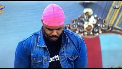 Photo of BBNaija's OZO WRITES LOVE LETTER TO NENGI AND GETS A STRIKE