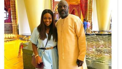 Photo of Is Jackie Appiah Truly Pregnant For For Liberia's President George Oppong Weah?