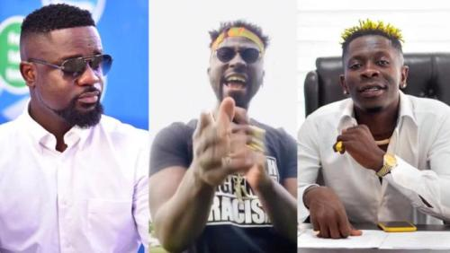 Sarkodie x Shatta Wale x Stonebwoy Dissed Hard By Asem - Watch Video Here